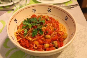 spaghetti alla san giovanni